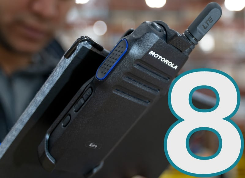 8 Reasons Why Two Way Radio Can Benefit Your Organisation