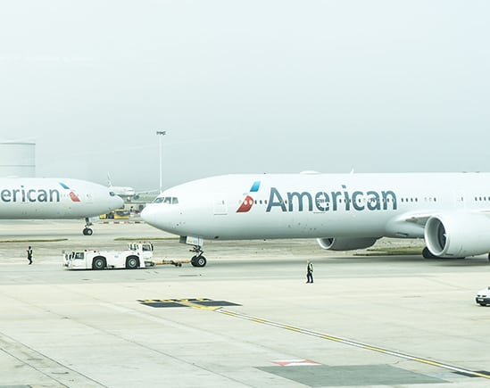 American Airlines Hytera DMR Tier III - Folio image