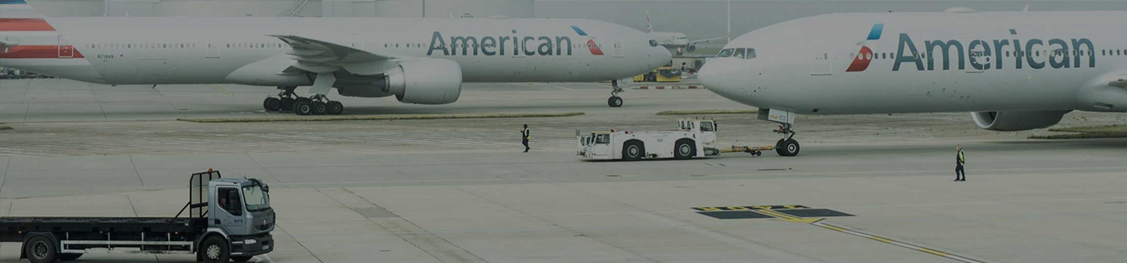 American Airlines Hytera DMR Tier III Header
