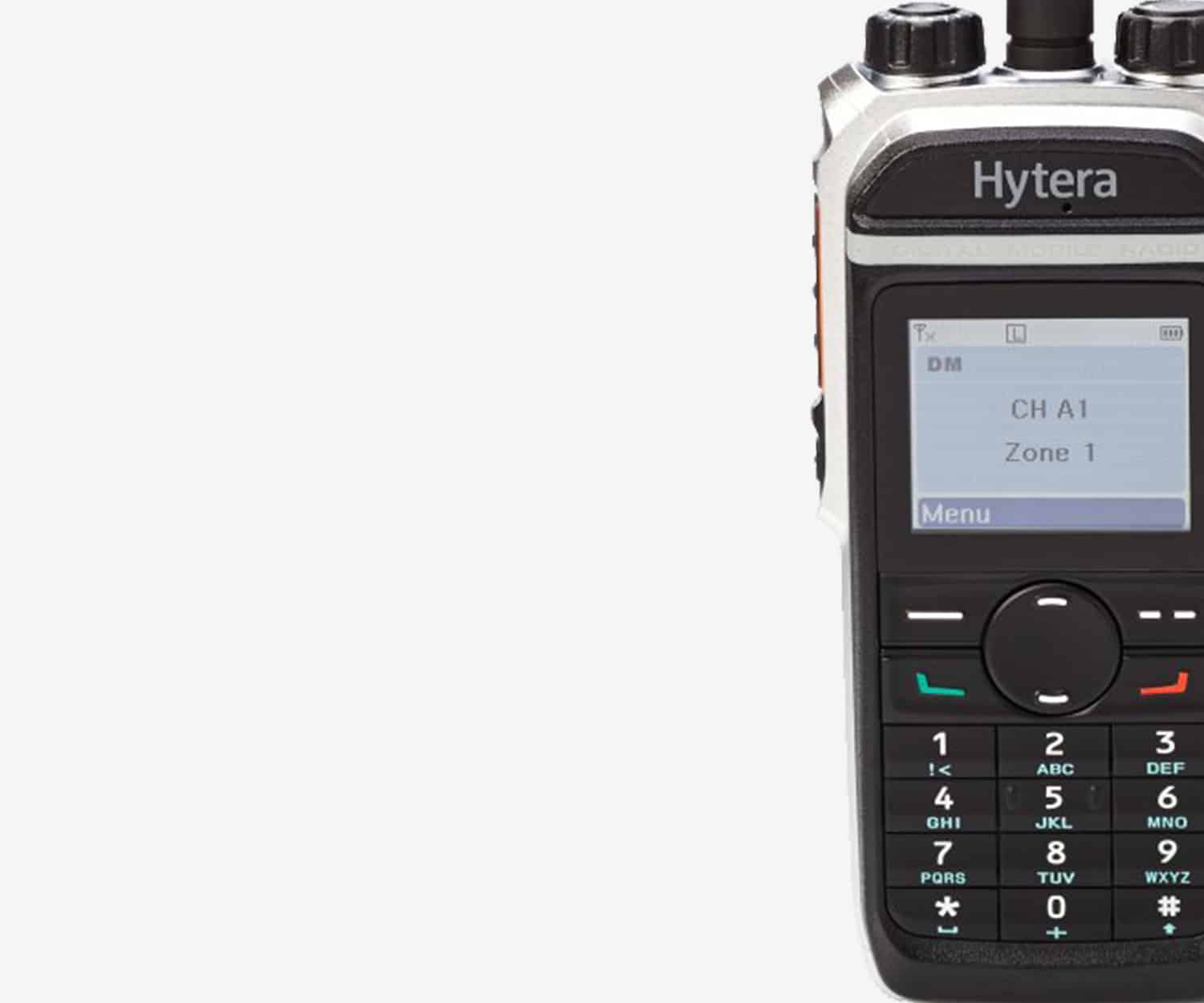 American Airlines Hytera DMR Tier III - Hytera PD685