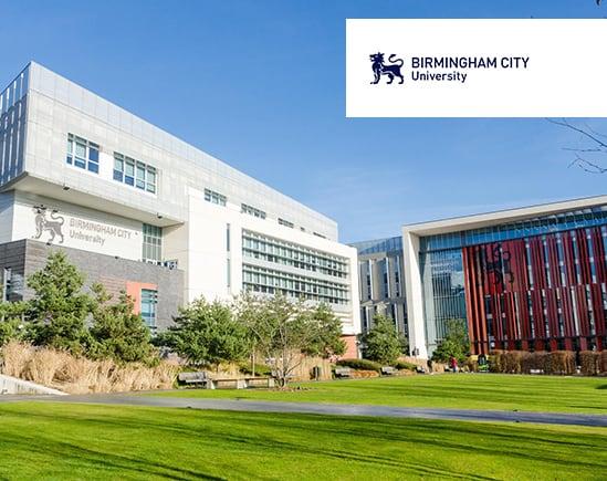 Birmingham City University MOTOTRBO Radios Client Story Radiocoms Systems Ltd