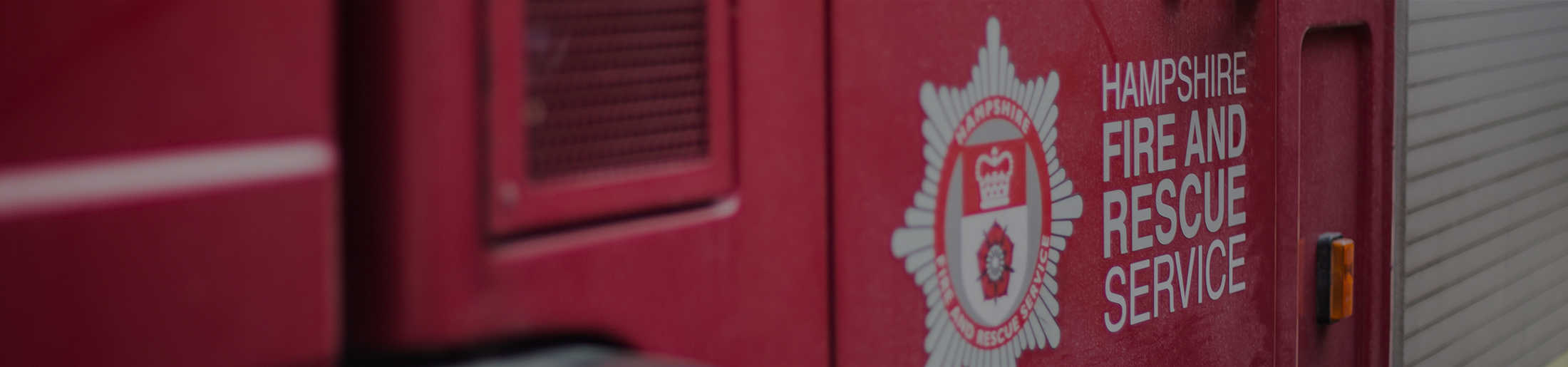 Hampshire Firefighters are Safer with Integrated MOTOTRBO Communications System