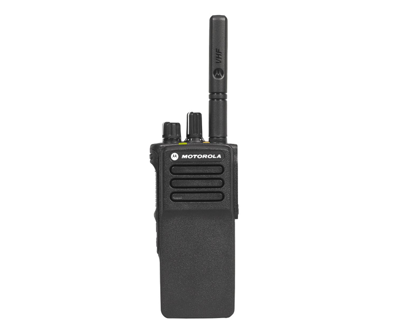 MOTOTBO DP4000e - DP4400e Hand portable - Product Focus