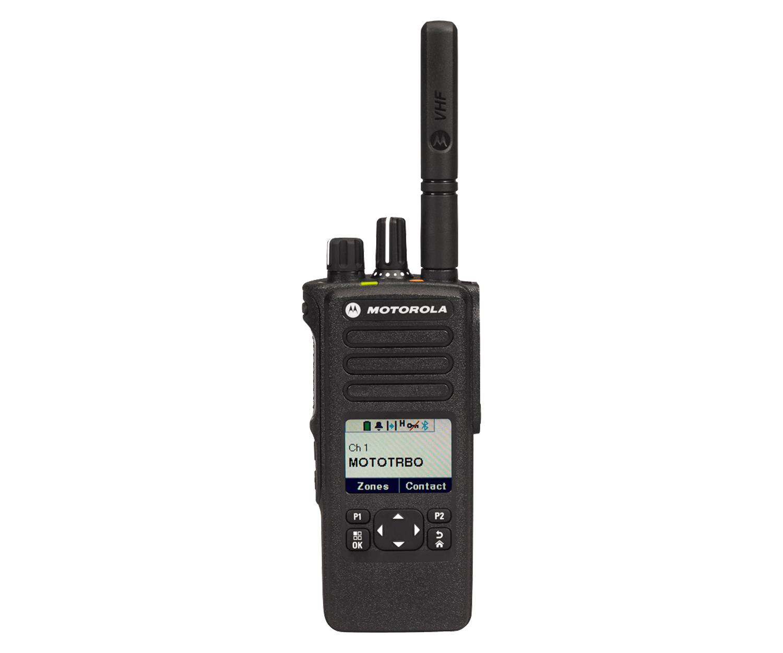 MOTOTBO DP4000e - DP4600e Hand portable - Product Focus