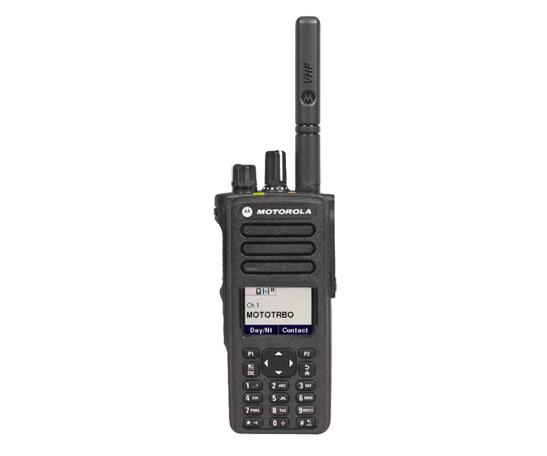 MOTOTBO DP4000e - DP4800e Hand portable - Product Focus