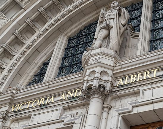 Phased Upgrade Approach for Victoria & Albert Museum - folio image