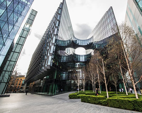 Price Waterhouse Cooper Flagship Offices Invest in MOTOTRBO - folio image