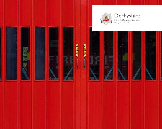 Radiocoms assists Derbyshire Fire & Rescue Client Story Radiocoms Systems Ltd