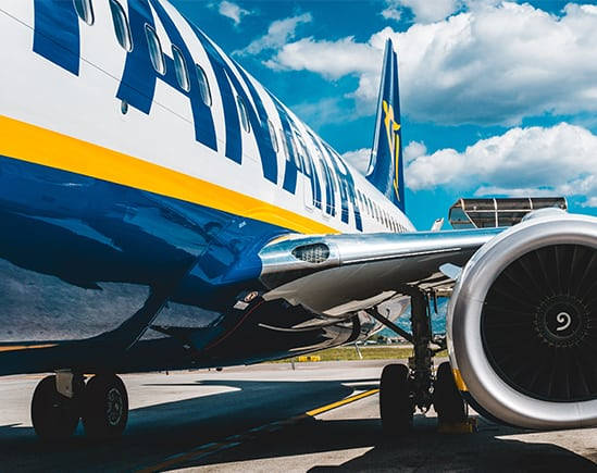 Ryanair Case Study Folio Images