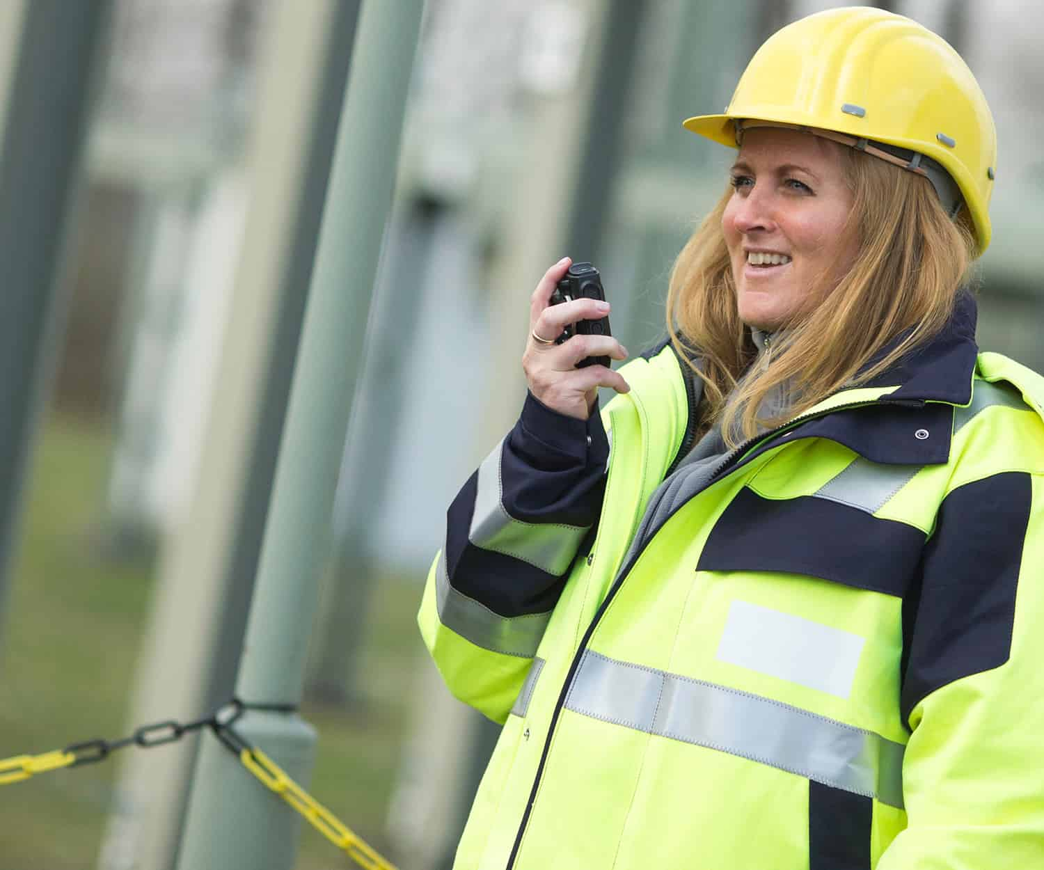 ScottishPower Renewables Unifies Wide Spread Workforce with a MOTOTRBO and SmartPTT- engineer