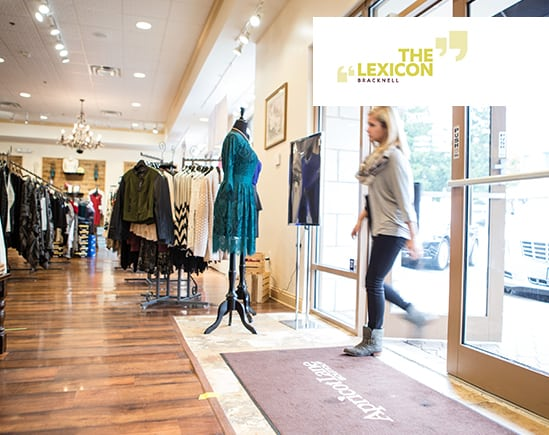 The Lexicon Retail Destination MOTOTRBO TRBOnet Client Story Radiocoms Systems Ltd