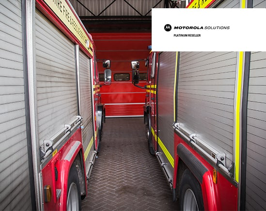 UK Fire & Rescue Service rolls out MOTOTRBO Radios Client Story Radiocoms Systems Ltd
