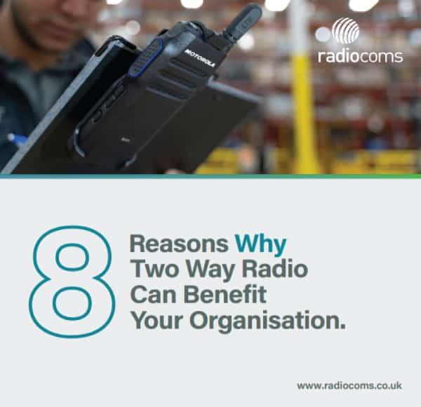 8-reasons-why-two-way-radio-could-benefit-your-organisation