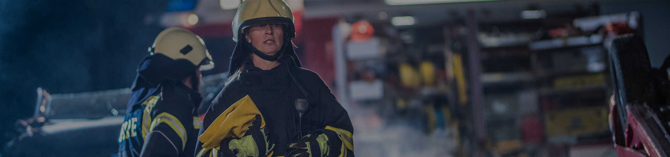 emergency services header image