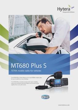 Hytera MT680P brochure