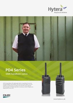 Hytera PD400 Series Brochure
