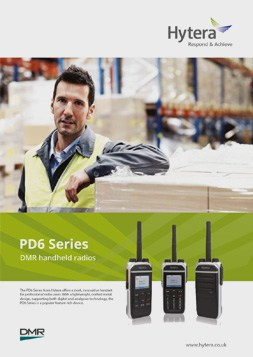 Hytera PD6 Series Brochure