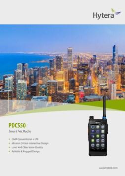 Hytera PDC550 PoC Radio