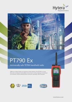 Hytera PT790EX Brochure