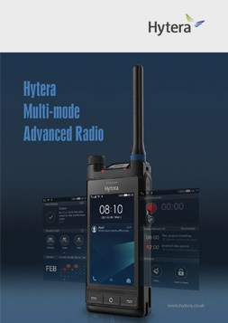 Hytera PTC760 Multi-mode Advanced Radio