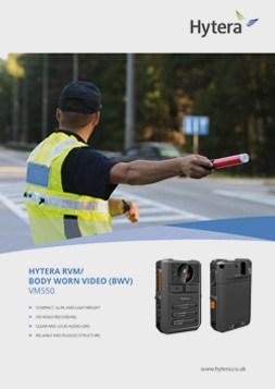 Hytera VM550 Brochure