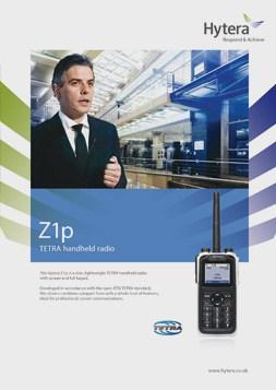 Hytera Z1p brochure