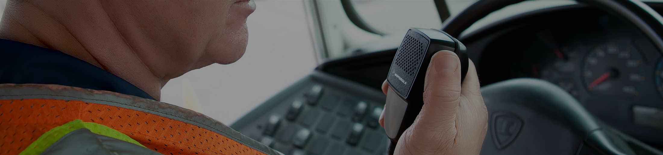 MOTOTRBO DM Mobile Case Study Image