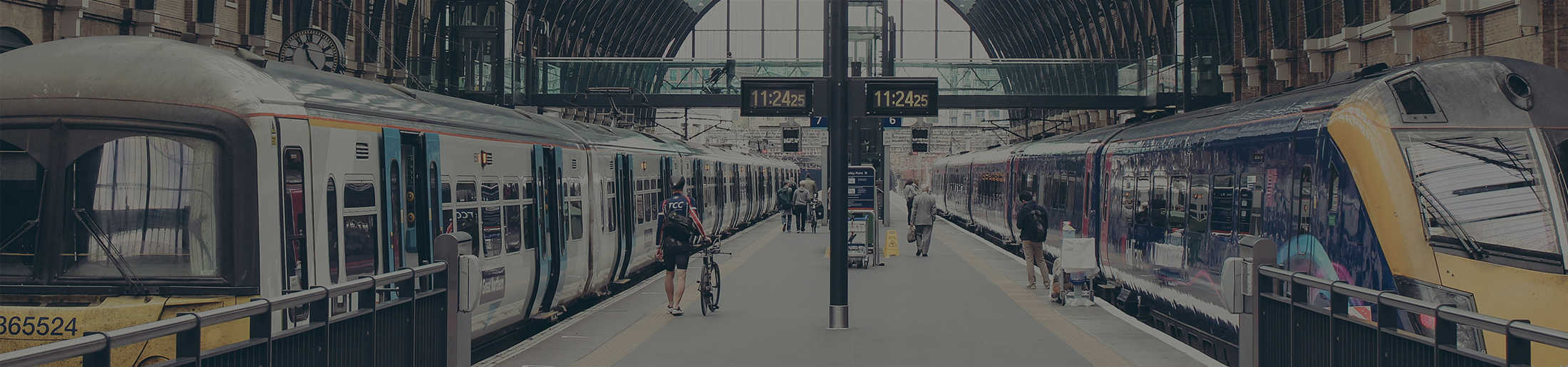 Train Station two way radio client image