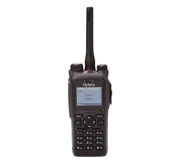 Hytera PT580H PLUS S TETRA Handheld Radio