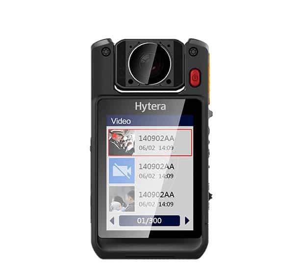 Hytera VM780 Body Camera