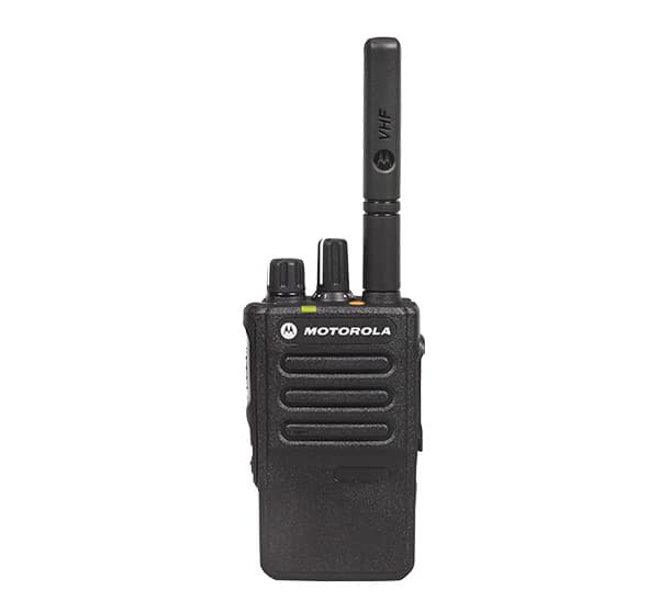 MOTOTRBO DP3441e front view digital two way radio
