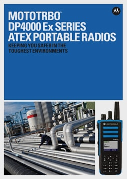 mototrbo-dp4000ex series brochure
