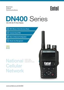 ENTEL DN400 Brochure