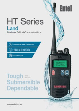 ENTEL HT Series Radios Spec Sheet
