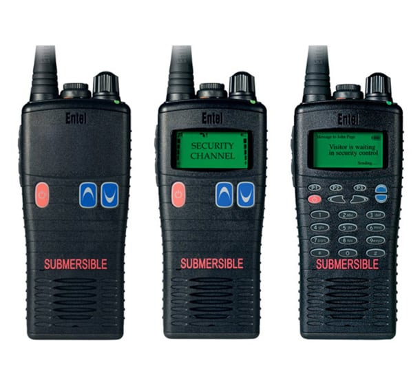 ENTEL HT Series Radios