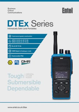Entel DTEx Series Brochure
