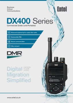 Entel DX400 Series Brochure