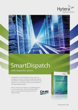 Hytera SmartDispatch brochure