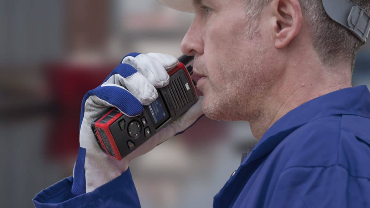 Product Announcement – Entel Launch New MED Compliant Marine Fire Fighter ATEX Handportable
