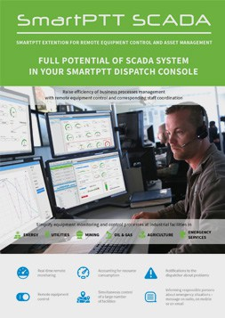 SmartPTT SCADA Brochure