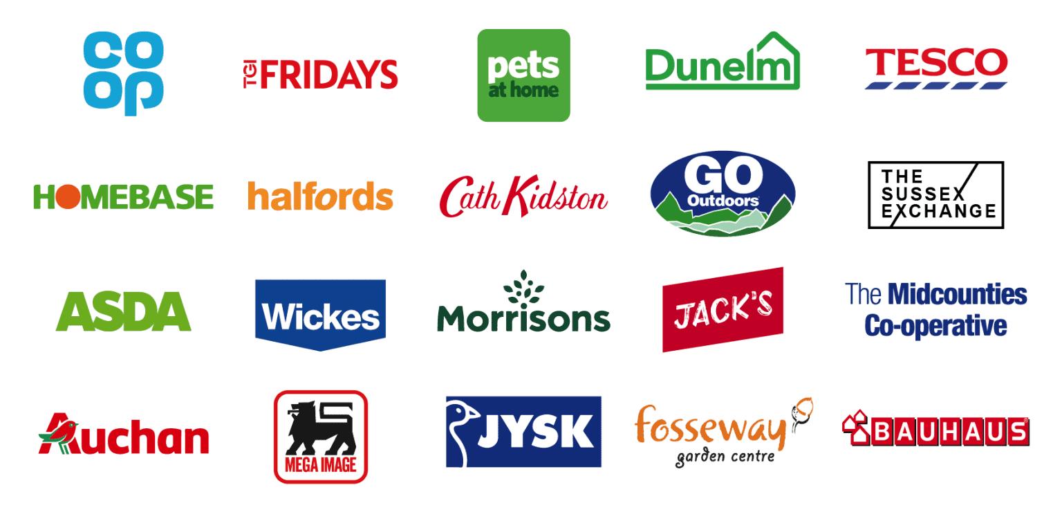 VOCOVO client portfolio logos