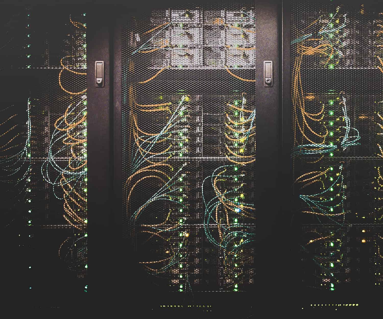 RF over fibre image