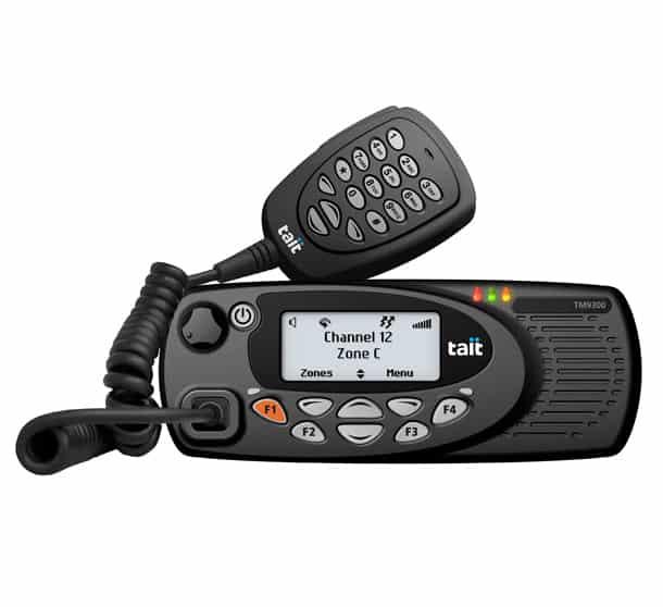 Tait TM9300 Series DMR Mobile Radios