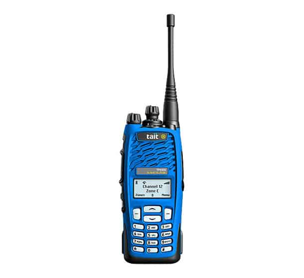Tait TP9361 Intrinsically Safe Portable Radio