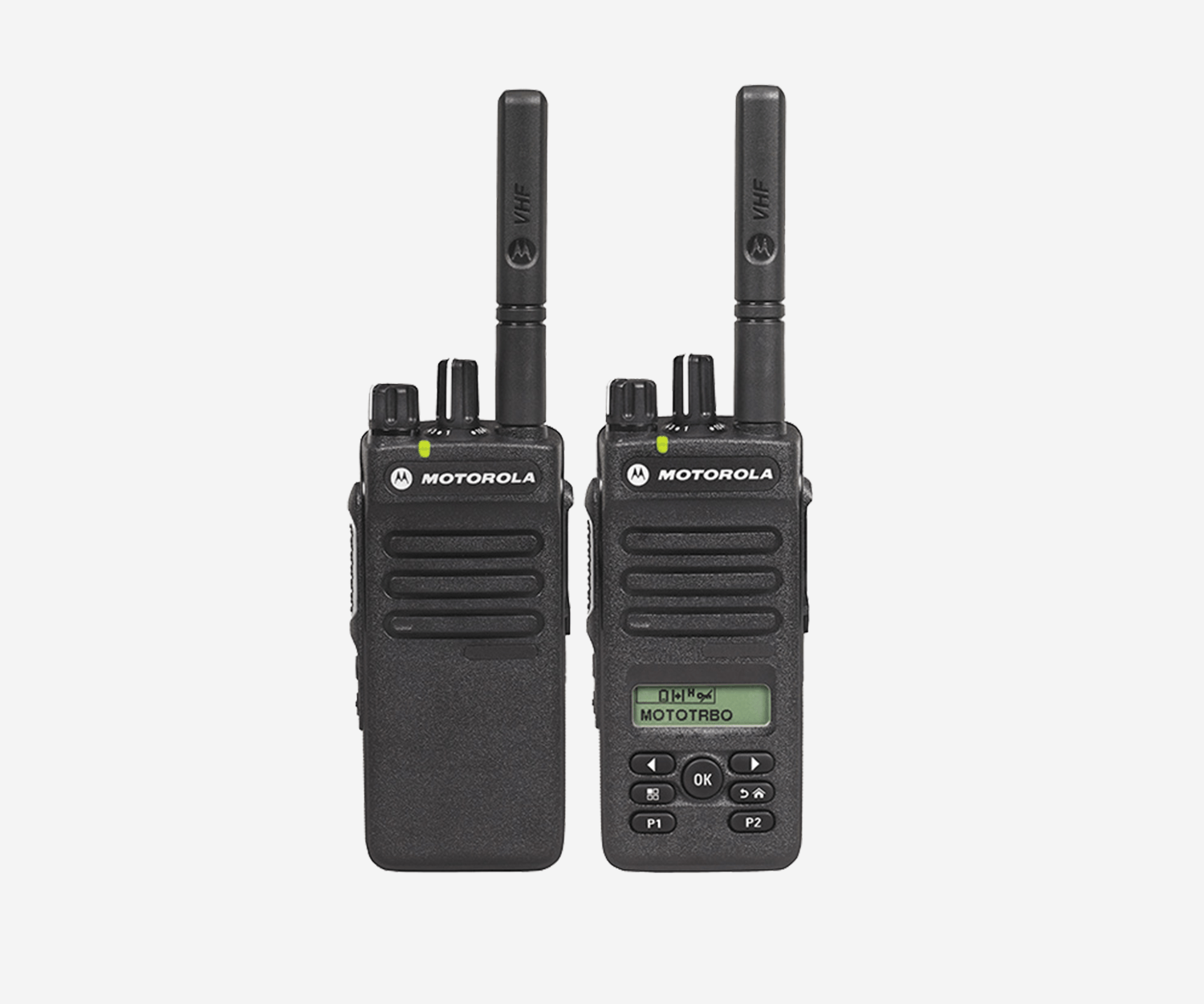 Two way radio options for mid-sized construction contractors