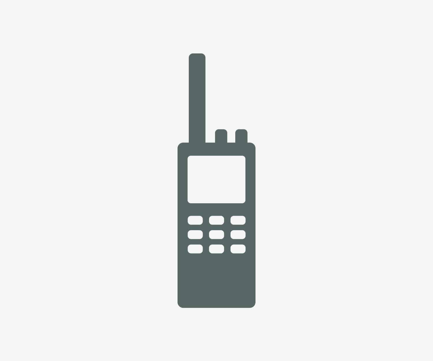 Two way radio products - Radiocoms