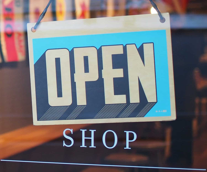 Shops and Retail Destinations - Open