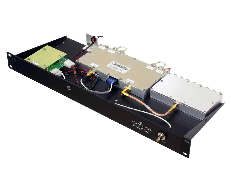 TX- RX Receiver Multicoupler