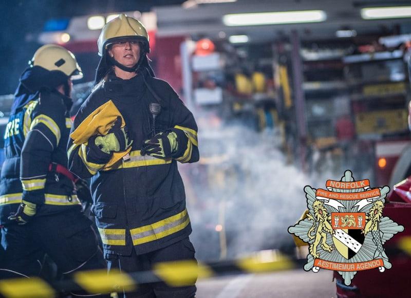 Press Release - Norfolk Fire awards longstanding partner Radiocoms with Entel digital upgrade