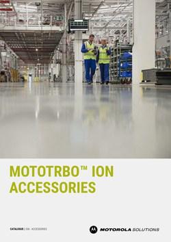 MOTOTRBO Ion Accessory Catalogue